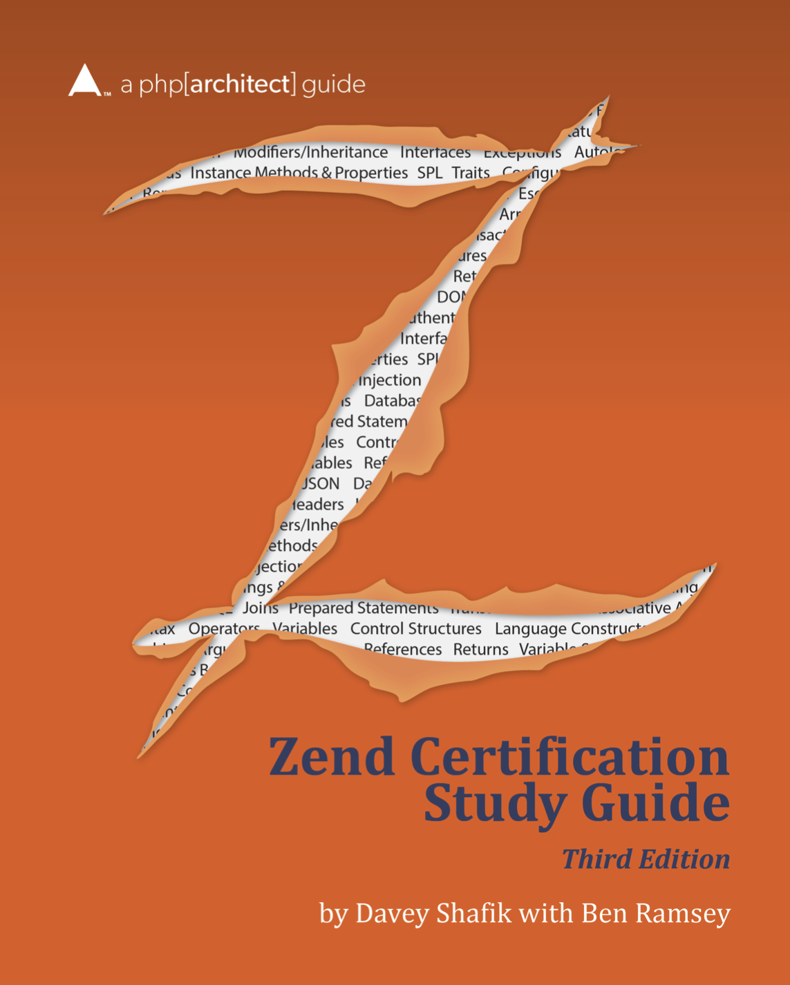Book Cover: Zend PHP Certification Study Guide, Third Edition