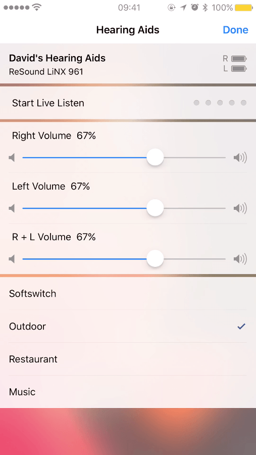 MFI Settings Overlay