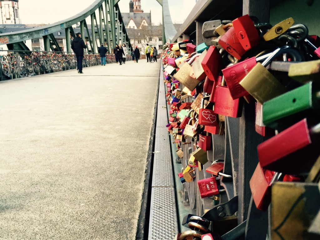 Frankfurt Love Locks